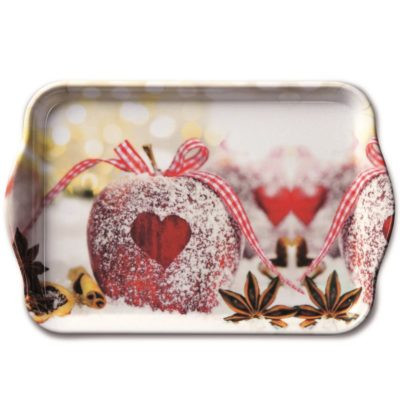 Plateau - Heart on apple - Ambiente