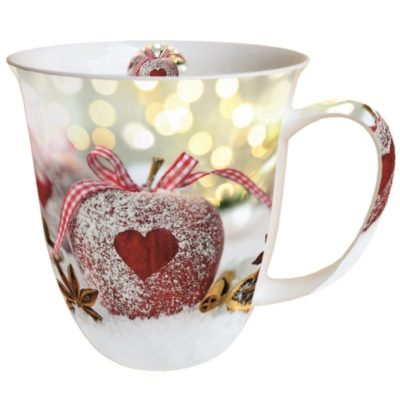 Mug - Heart on apple - Ambiente