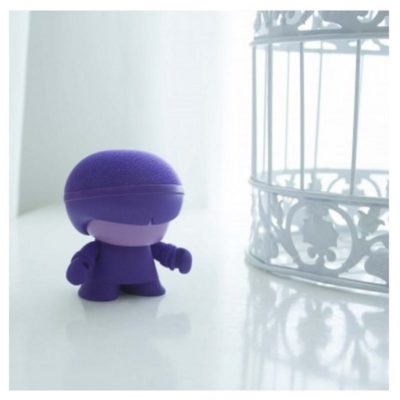 L'Enceinte Bluetooth Mini Xboy Speaker - Violette - Xoopar