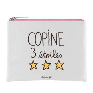 Copine 3 étoiles - Derrière La Porte