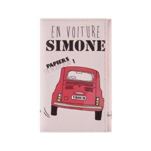 Simone – Derrière La Porte