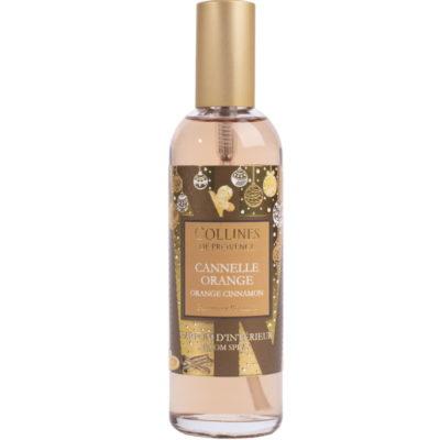 Parfum d'intérieur - Cannelle Orange - Collines de Provence
