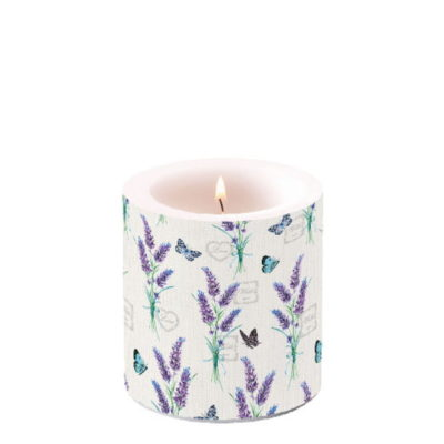 Bougie petit format - Lavender with love - Ambiente