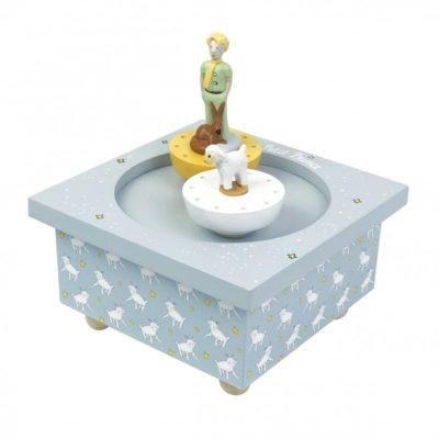 Boîte à musique - Dancing Le Petit Prince© - Ciel - Trousselier