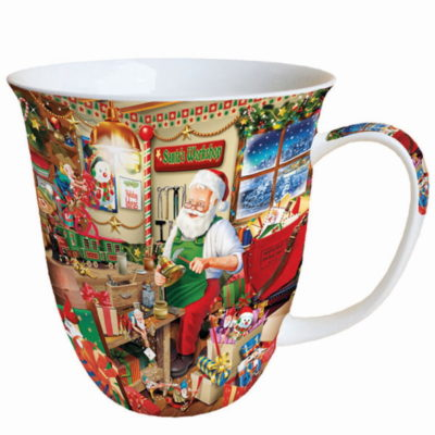 Mug Noël - Santa's workshop - Ambiente