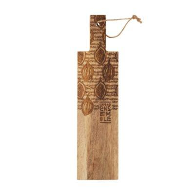 Planche à saucisson - RAMAGE L'apéro ensemble - Derrière la porte