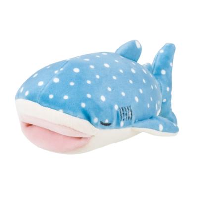 JINBE - Requin Baleine - Taille S - 17 cm - Trousselier - Nemu Nemu