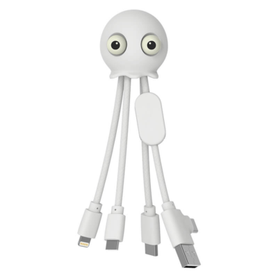 Jelly Cable Mini - Blanc - Xoopar
