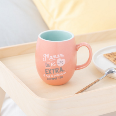 Mug en céramique - Maman, tu es extra - Mr Wonderful