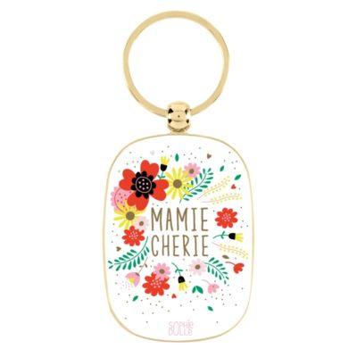 Porte-clés - OPAT Mamie chérie - Derrière la porte