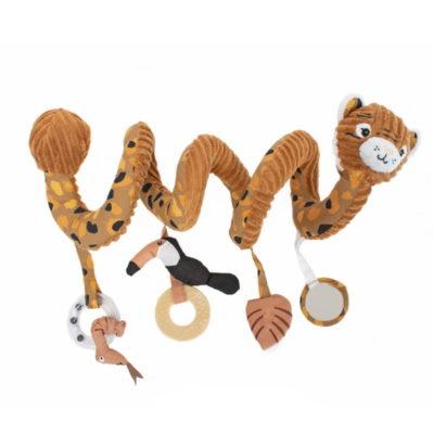 Spirale d'activités - Speculos le tigre - Les Déglingos