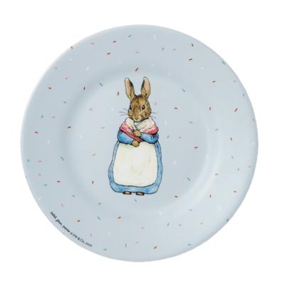 Assiette dessert - Pierre lapin - Petit Jour Paris