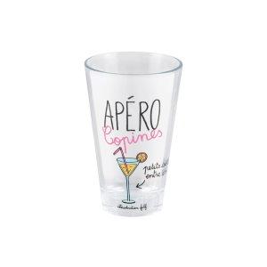 Les verres - Apéritif