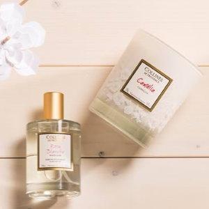"""Gamme """"Fleurs Blanches"""" de Collines de Provence"""