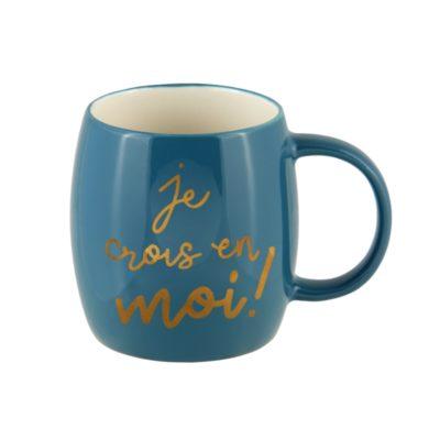 Mug - ORBE (+ boite) Je crois en moi - Derrière la porte