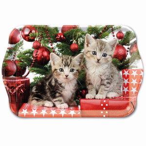 Les plateaux de Noel petit format - La feerie de Noël