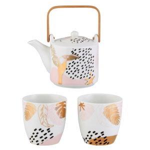 Les coffrets de tasses pour le thé, café