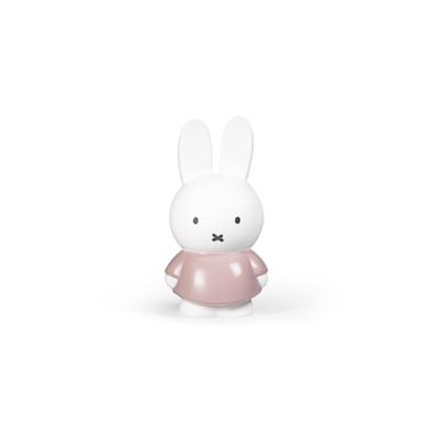 La tirelire 13 cm, Miffy le lapin de couleur Rose