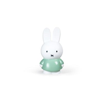 La tirelire 13 cm, Miffy le lapin de couleur Verte