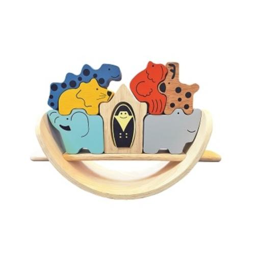 Puzzle en bois 3D - Arche de Noé - Bass et Bass