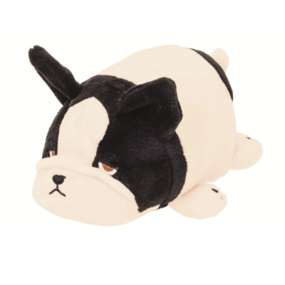 Peluche nemu nemu - BUBULU - Le Bulldog - Taille S - 13 cm - Trousselier - Nemu Nemu