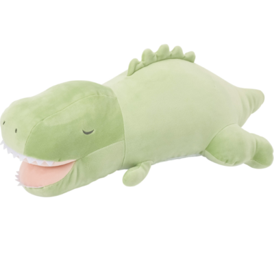 Peluche TIRANO - Dinosaure - Taille L - 53 cm - Trousselier - Nemu Nemu