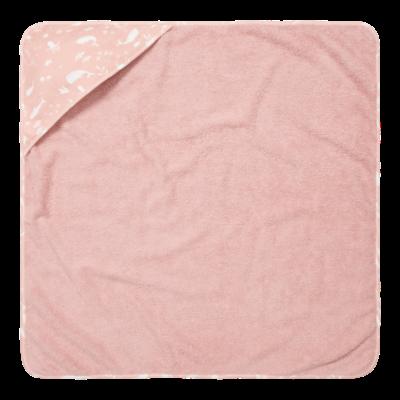 Cape de bain - Ocean - Pink - Little Dutch