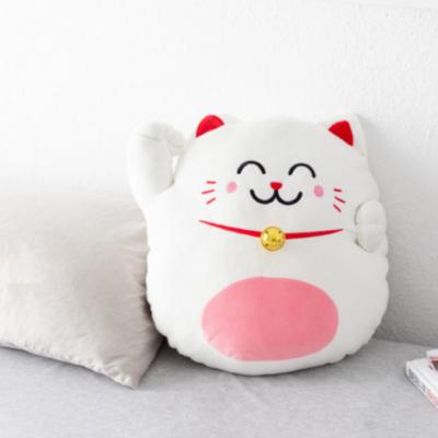 Coussin chat porte-bonheur Maneki Neko - Mr Wonderful