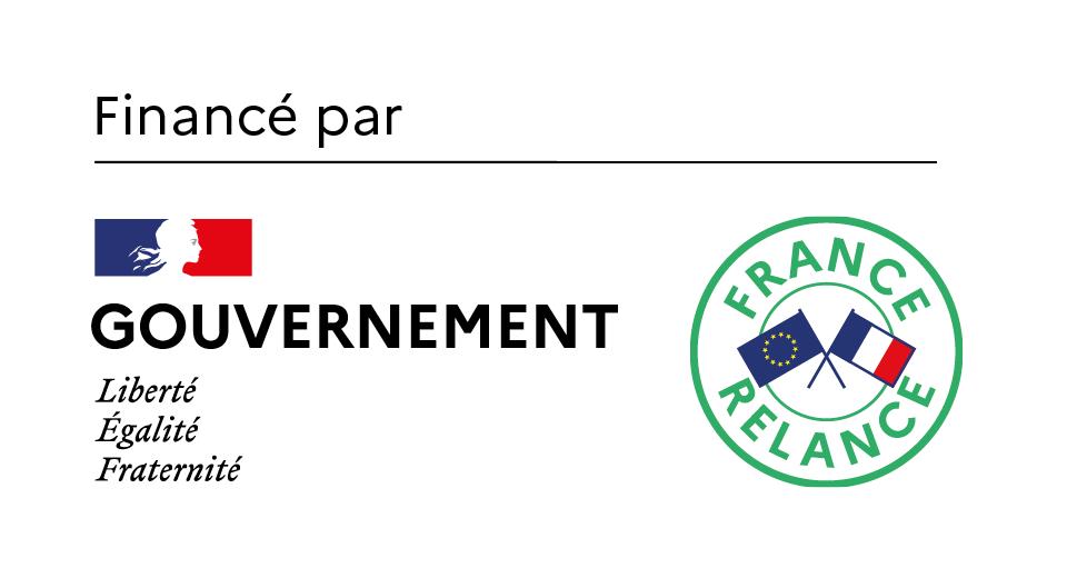 Ce site a bénéficié du soutien de France Relance
