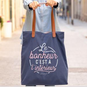 Le tote bag et sac bandoulière - La petite bagagerie