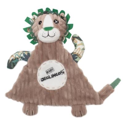 Doudou Baby - Jélékros le lion - Les Déglingos