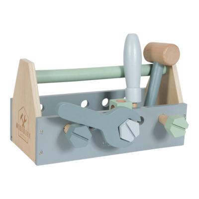 Boîte à outils enfant 20 pièces - Adventure - Little Dutch