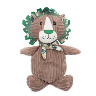 La peluche Grand Simply - Jélékros le lion - Les Déglingos