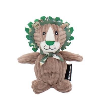 La peluche Petit Simply - Jélékros le lion - Les Déglingos