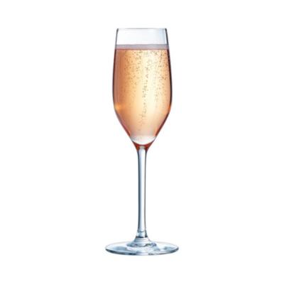 Les 6 Flûtes à champagne - 17 cl - Séquence - Chef et Sommelier