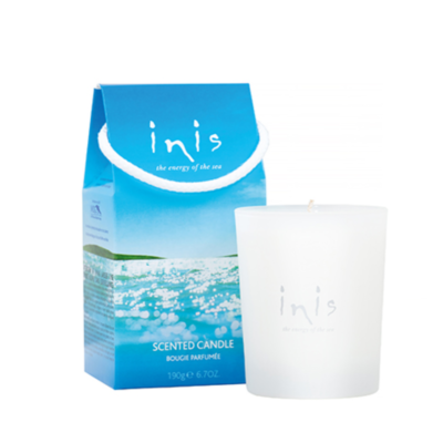 Bougie parfumée - 190 gr - Inis energy of the sea - Energie de la mer - Fragrances of Ireland parfum