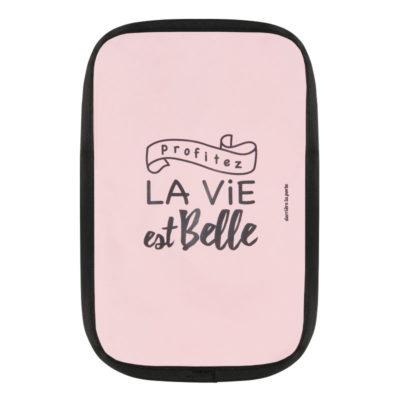 """Rafraîchisseur bouteille - Modèle FRIZ - Gamme """"La vie est belle"""" - Derrière la porte"""