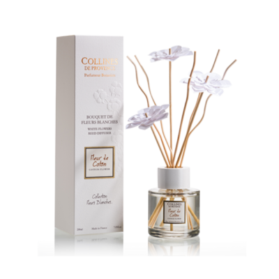 Bouquet Aromatique - Fleur de coton - Collines de Provence