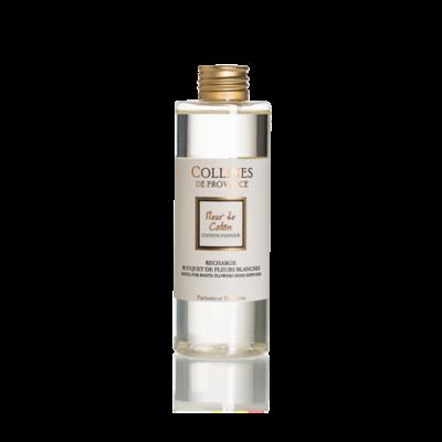 Recharge pour bouquet Aromatique - 200 ml - Fleur de coton - Collines de Provence