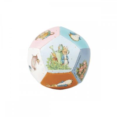 Balle souple Peter le lapin - 10 cm - Petit Jour Paris