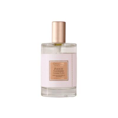 Parfum d'intérieur 100ml, senteur Fleur de cachemire, de Collines de Provence - Gamme Couture