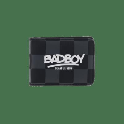 """Porte-Cartes - Modèle """"DOUBLE"""" - Bad boy - Derrière la porte"""