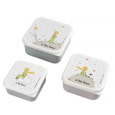 Set de 3 lunch boxes - Le Petit Prince - Petit Jour Paris